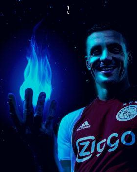 Tadic on Fire