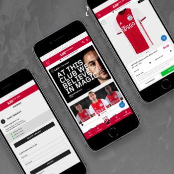 Mobile Design – eCommerce